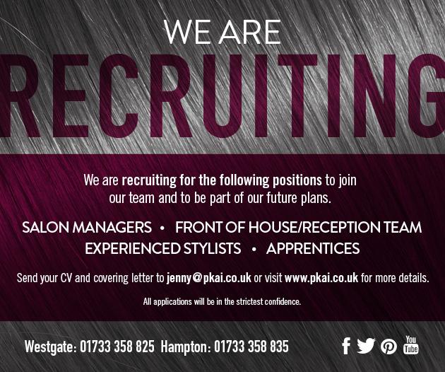 Pkai Recruitment FACEBOOK Advert